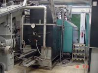 Kotel na biomasu v obci Bouzov